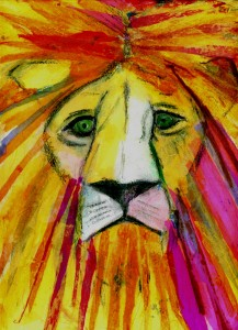 Aslan Watercolour