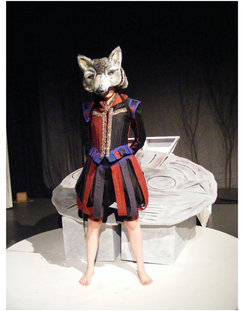 Myette Godwyn » Costume Design
